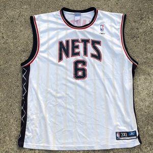 Vintage New Jersey Nets Kenyon Martin Jersey sz3xl